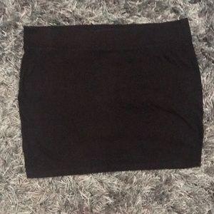 3x Black Skirt